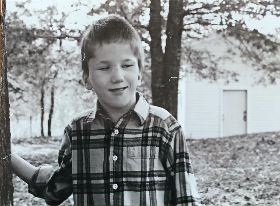 Luke as child